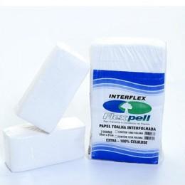 B Papel Toalha Interflex Extra 20x21 C/1000 Flexpell