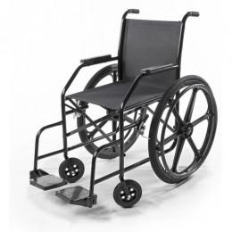 Cadeira de Rodas Simples Pneu Inflável PL002 Prolife
