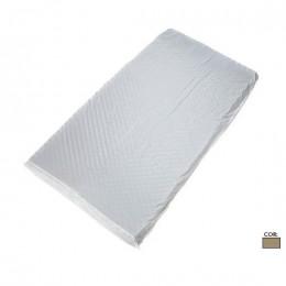 Capa em PVC para Colchão Caixa de Ovo Bege Magic Bag