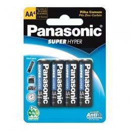 Pilha Zinco AA Panasonic