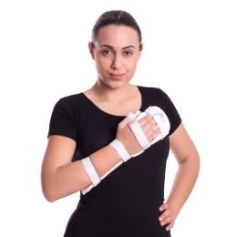 Tala de PVC para Punho, Mãos e Dedos Ortofly