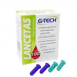 Lancetas para Lancetador G-Tech